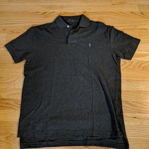 Polo Ralph Lauren grey shirt